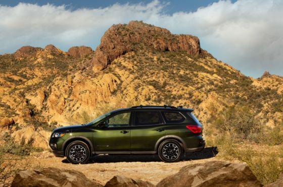 2019 Nissan Pathfinder Rockcreek 1 560x371