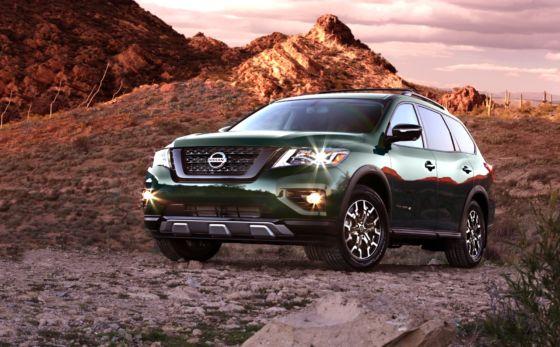 2019 Nissan Pathfinder Rockcreek 5 560x347