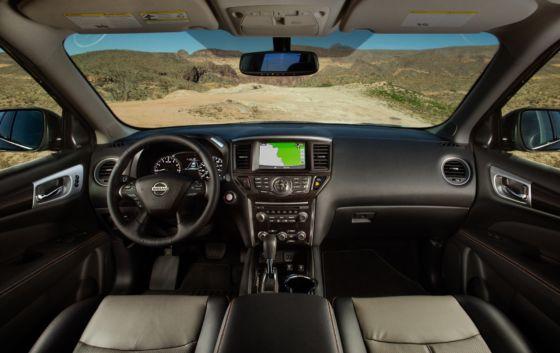 2019 Nissan Pathfinder Rockcreek Interior 1 560x353