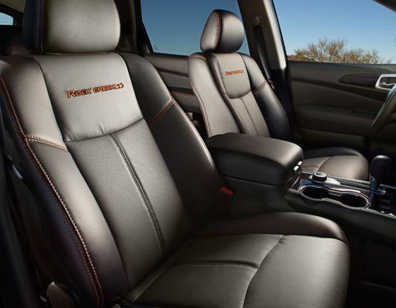 2019 Nissan Pathfinder Rockcreek Interior 2 560x435