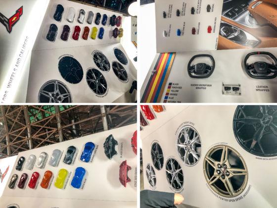 Corvette Colors 560x420