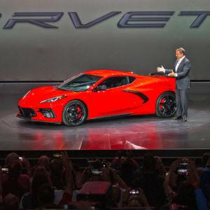 2020 Chevrolet Corvette : World Premiere
