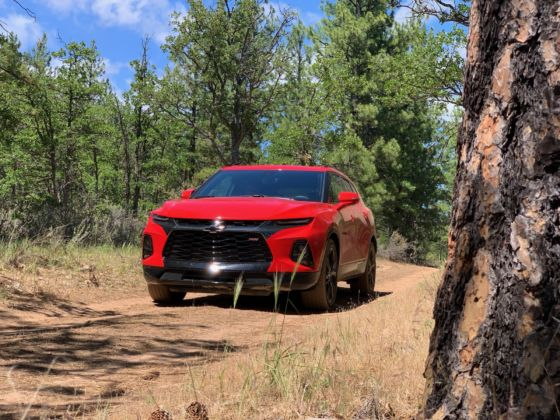 2019 Chevrolet Blazer 10 560x420