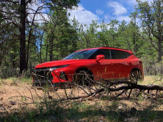 2019 Chevrolet Blazer 11 560x420