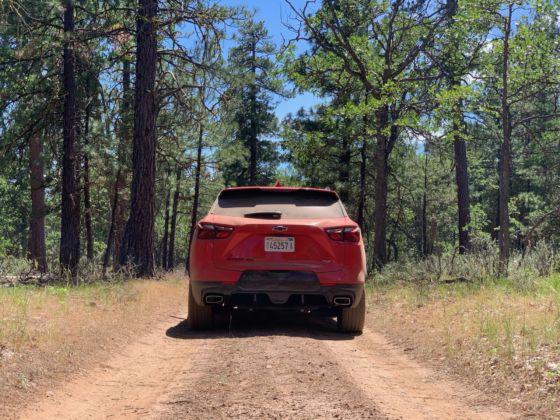 2019 Chevrolet Blazer 7 560x420