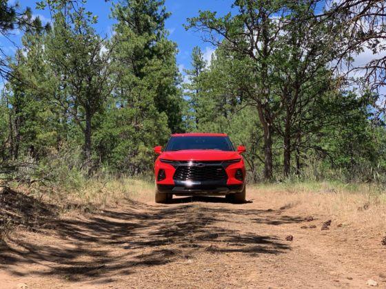 2019 Chevrolet Blazer 9 560x420