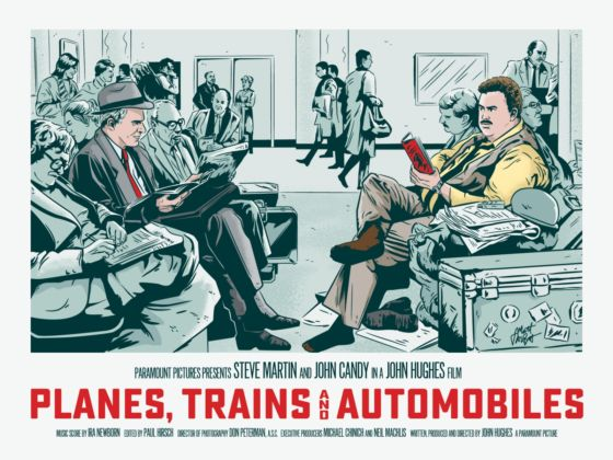 planes trains automobiles poster by matt talbot 560x420