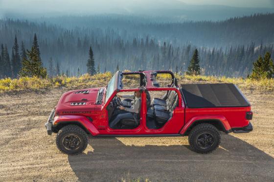 Jeep Gladiator Rubicon 560x373