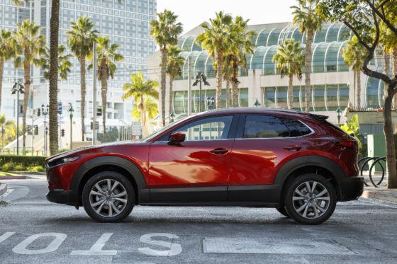 Mazda CX30 00356 560x373