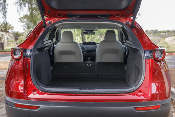 Mazda CX30 00445 560x373