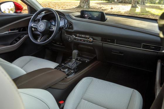 Mazda CX30 00642 560x373
