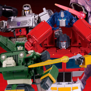 Ten Awesome G1 Transformers Collectibles