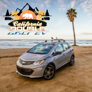 California Double : Surf & Snow with the 2020 Chevrolet Bolt EV
