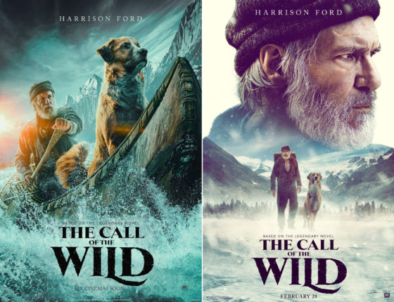 Call of the Wild 2020 Posters 560x430