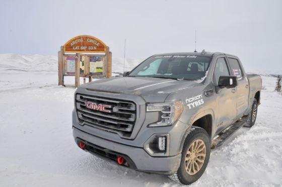 2020 Alcan 5000 Rally 1 560x372