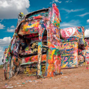 Fifteen Great Examples of Car Art