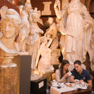 Five Amazing Museum Restaurants