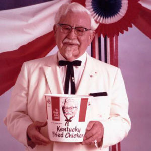 Colonel Sanders Wasn't a Big Fan of KFC