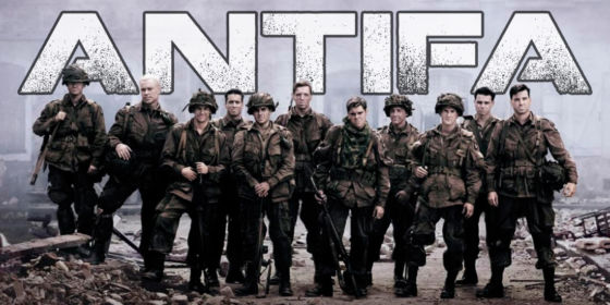 ANTIFA Band of Brothers 560x280