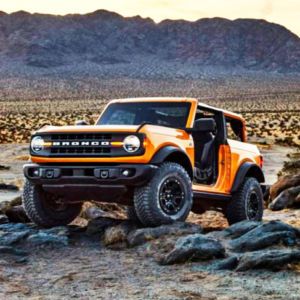 The New BADASS Ford Bronco is Here!