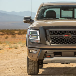 2020 Nissan Titan PRO-4X : Review