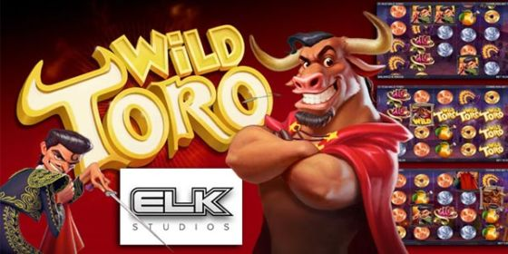 Wild Toro Slot Machine 560x280