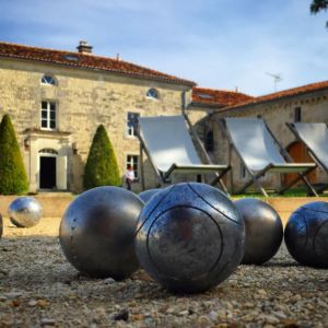 Le Logis : Home of Grey Goose