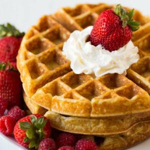 Waffle Day Eye-Feast