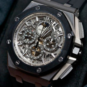 Five Ridiculously Expensive Watches