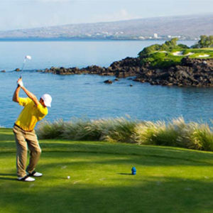 Mauna Kea Golf Course : Unforgettable Island Beauty