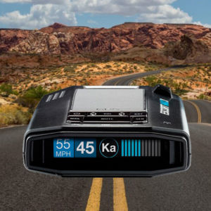 ESCORT MAX 3 Radar Detector : Advanced Road Trip Companion