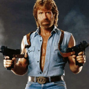 Five Actual Facts About Chuck Norris