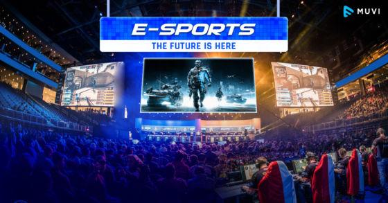 eSports Future OTT Streaming 560x293