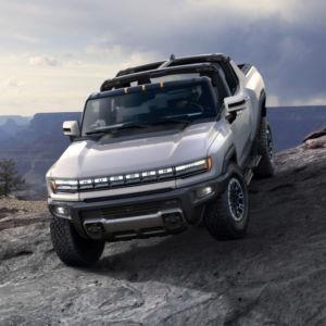 2022 GMC Hummer EV : Revealed!