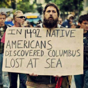 Columbus Day Humor