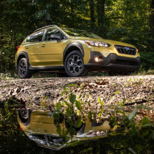 2021 Subaru Crosstrek Sport : First Drive