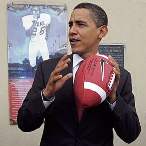 Presidential Fantasy Football