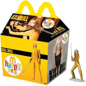 Movie Happy Meals for Adults