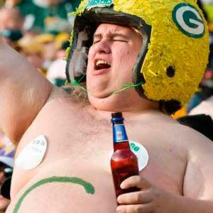 Five Worst Types of NFL Fans
