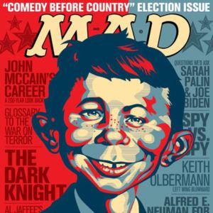 72 Classic MAD Magazine Covers