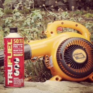 Fall Yard Maintenance with TruFuel