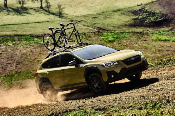 Subaru Crosstrek 560x373