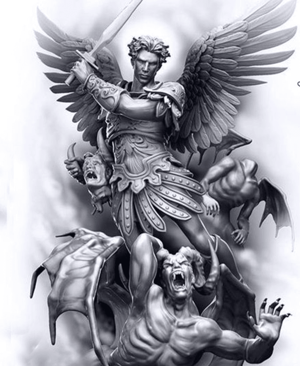 Capa de Bom Demônio