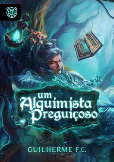 Capa da novel Um Alquimista Preguiçoso