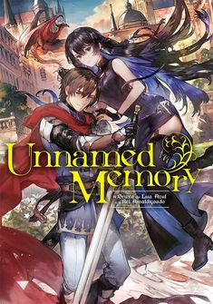 Capa da novel Unnamed Memory