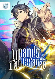 Capa da novel Upando com as Divindades
