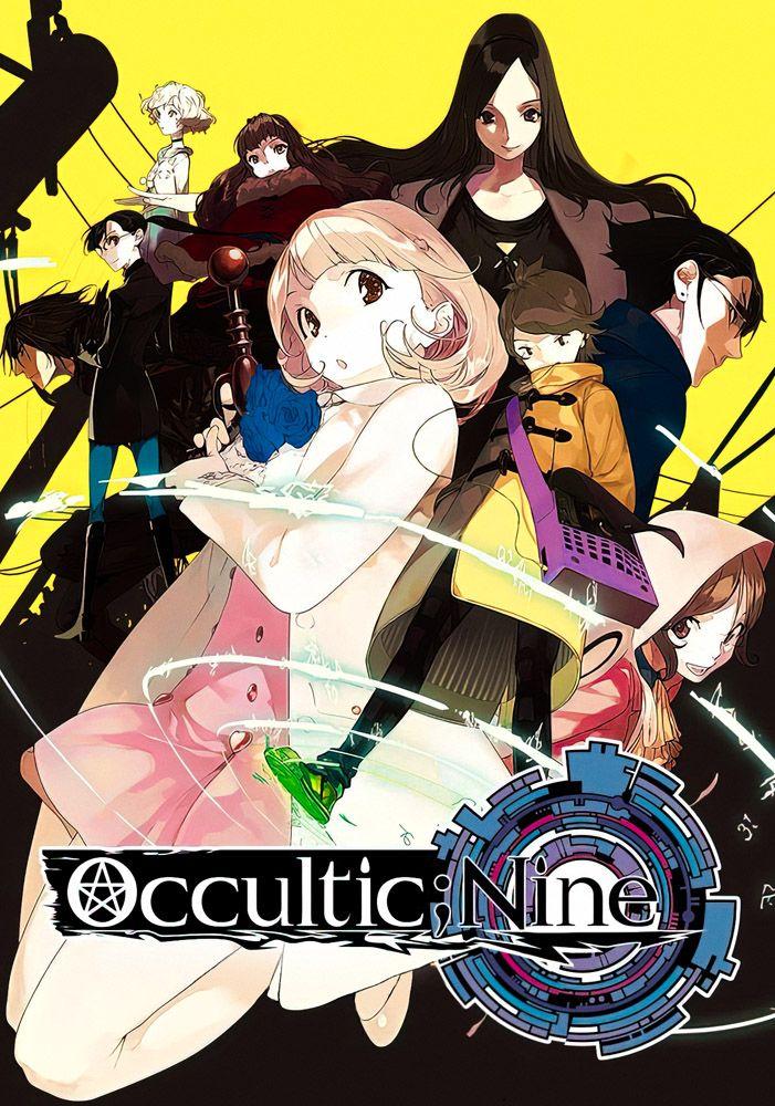 Capa de Occultic;Nine