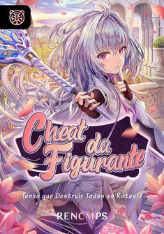 Capa da novel Cheat da Figurante: Tenho que Destruir Todas as Rotas!?