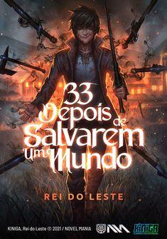 Capa da novel 33: Depois de Salvarem um Mundo