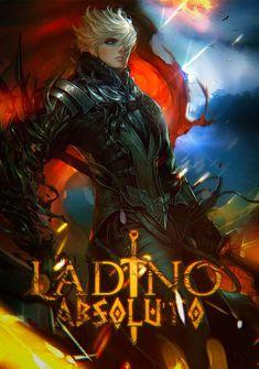 Capa da novel Ladino Absoluto